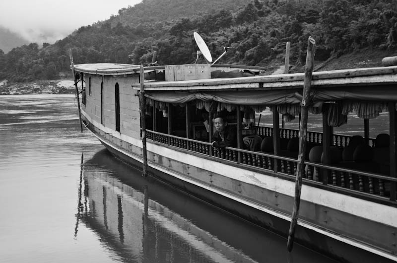 Along the Mekong in Laos, 2011
